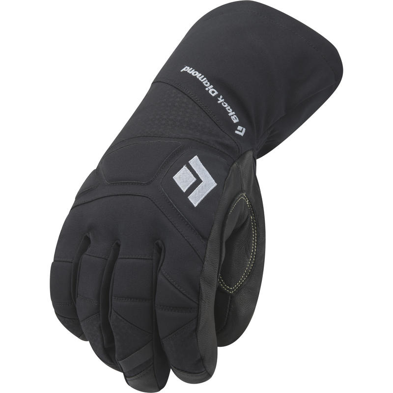 Enforcer Gloves Black