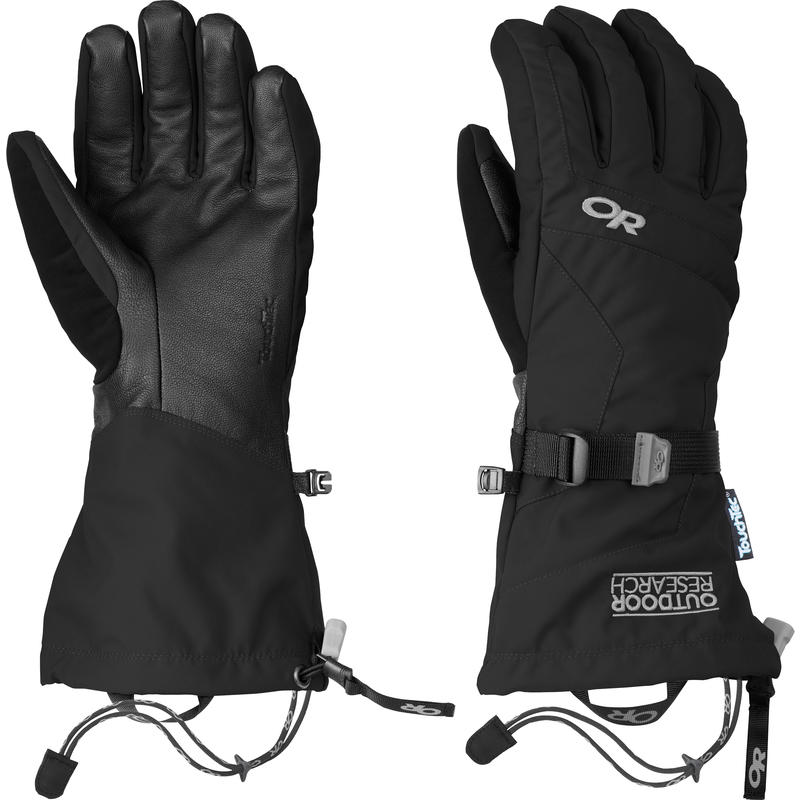 Ambit Gloves Black/Charcoal