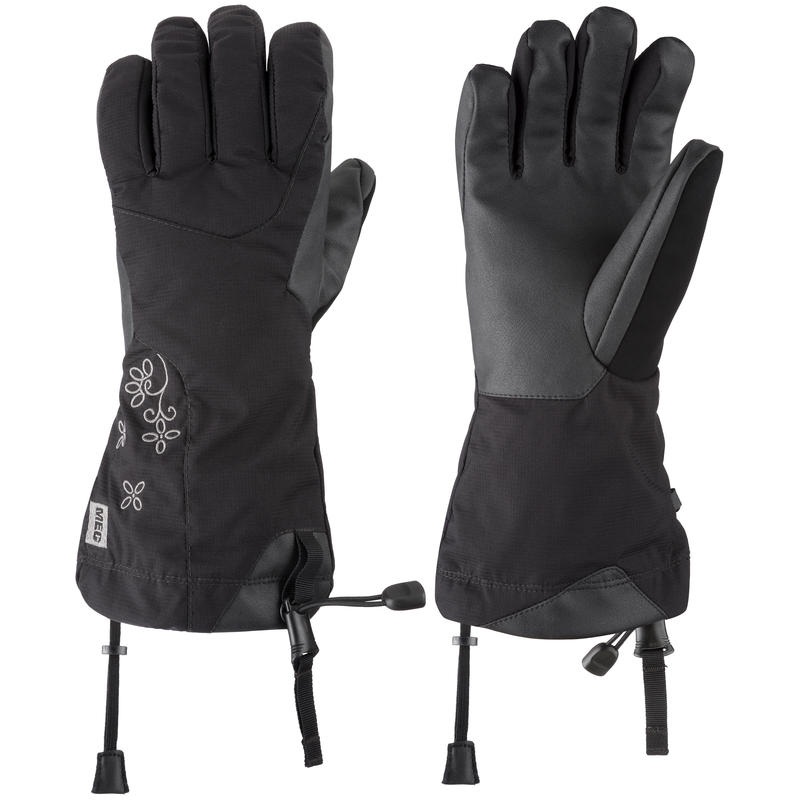 Harmony Gloves Black/Dark Grey