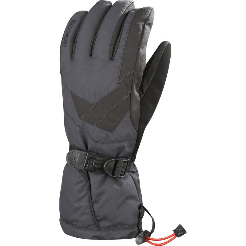 The Gate Keeper GTX Gloves Charcoal