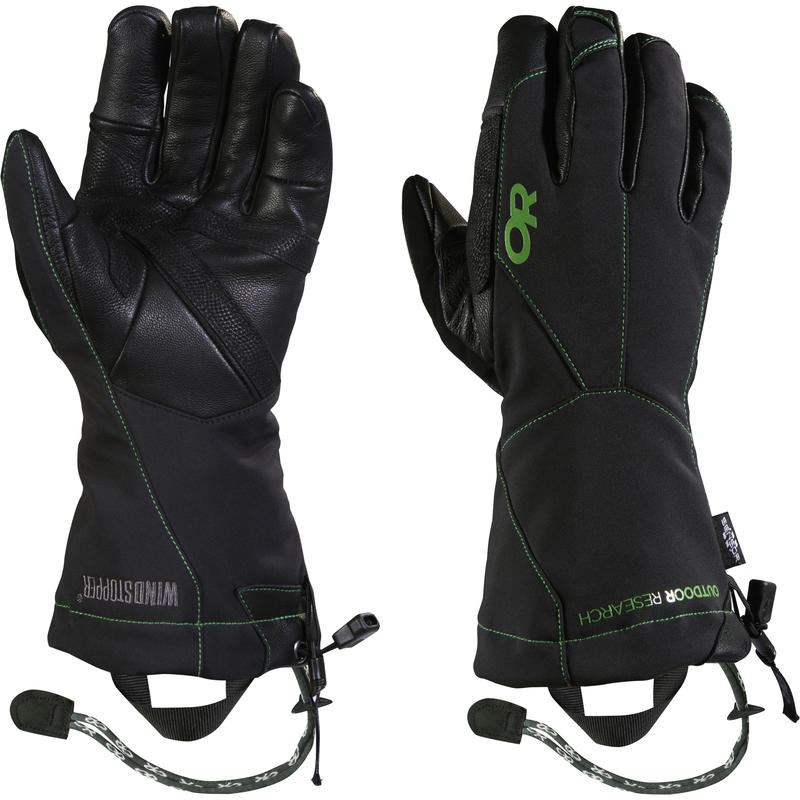 Luminary Sensor Gloves Black/Flash