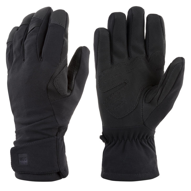 Valhalla Gloves Black
