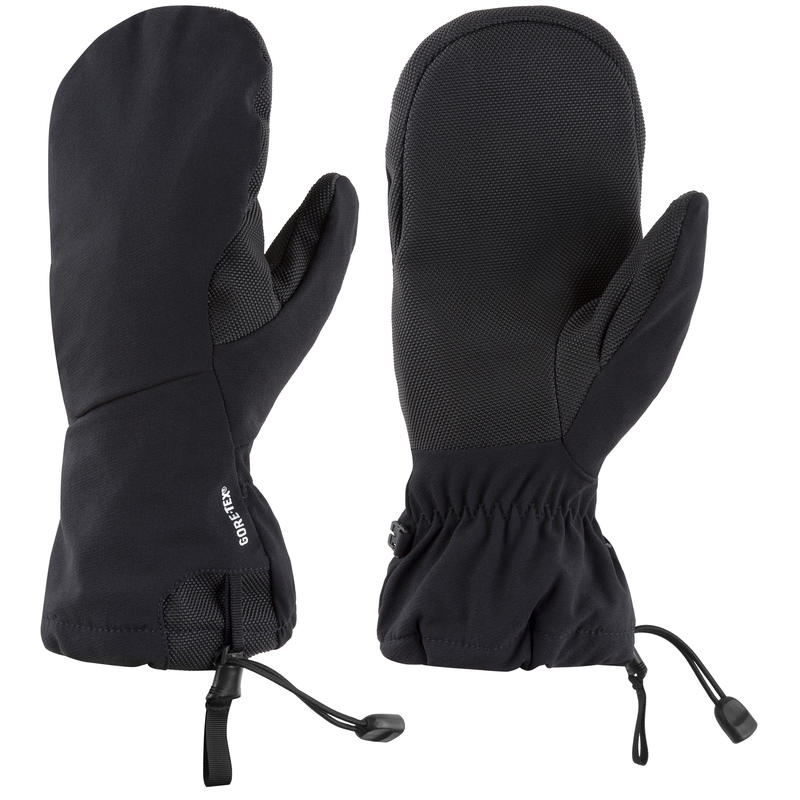 Valhalla Mitts Black