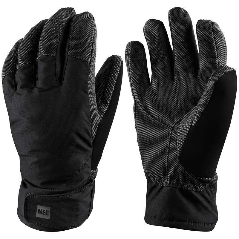 Revy Gloves Black