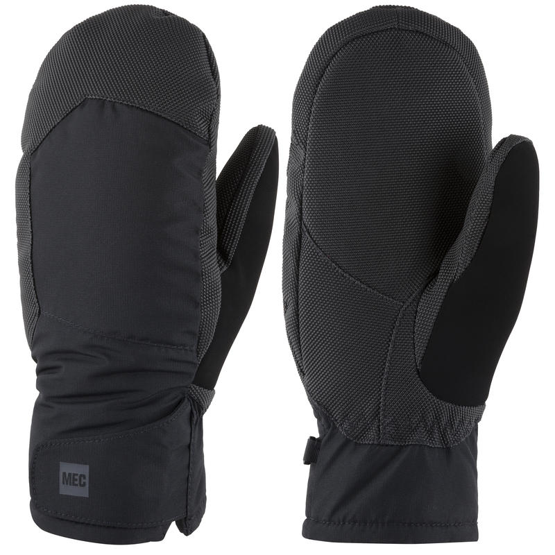 Revy Mitts Black
