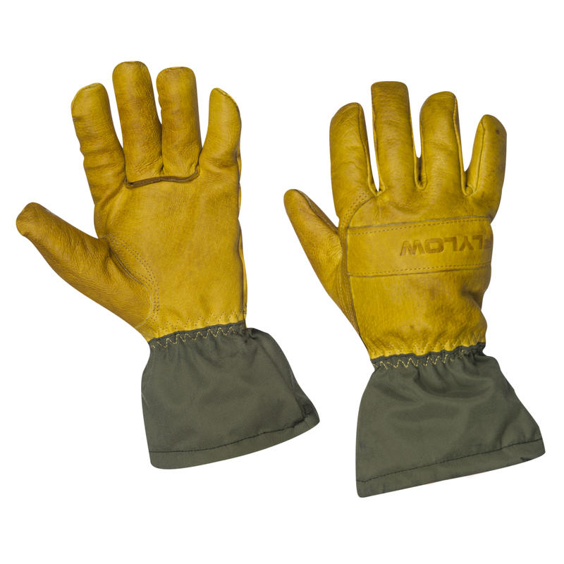 Upslope Gloves Natural/Olive