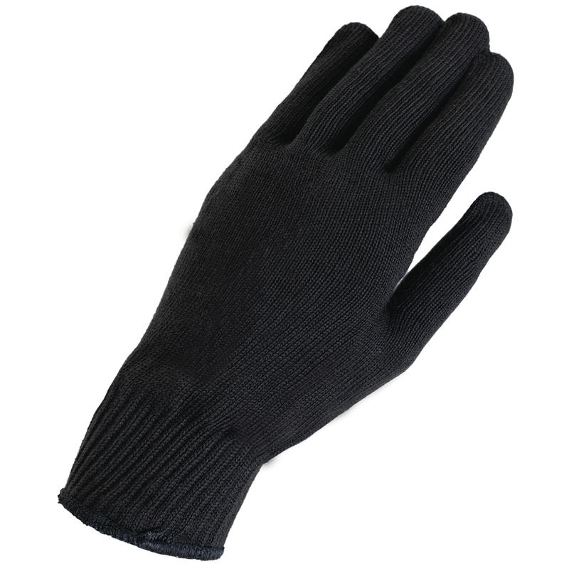 Polypro Liner Gloves Black