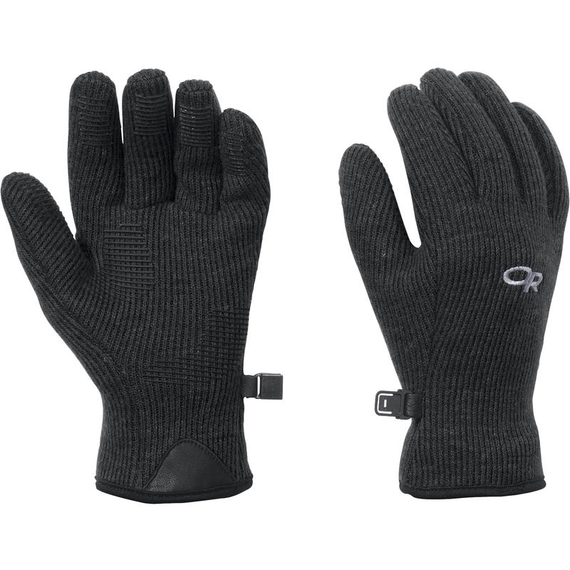 Flurry Gloves Black