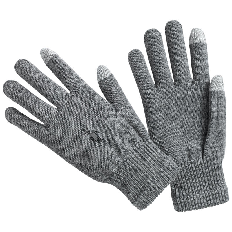 Liner Gloves Grey Heather