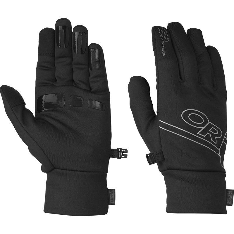 PL Sensor Gloves Black