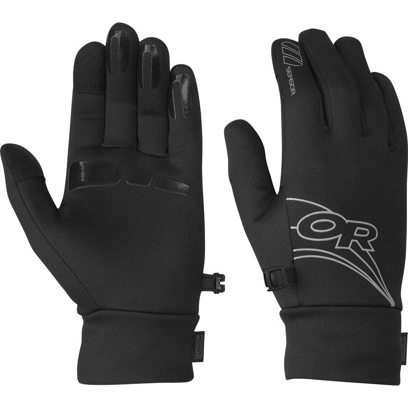PL Sensor Gloves Black