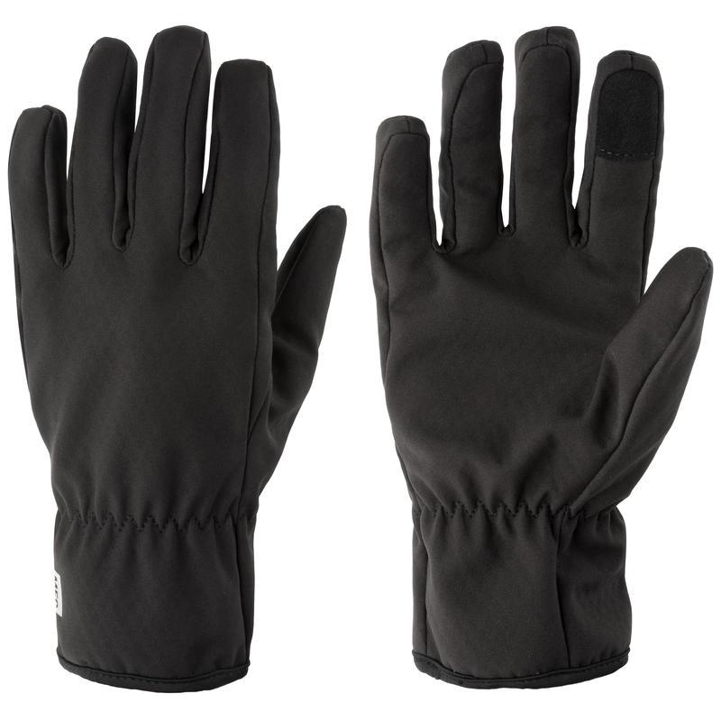 Waterproof Enough Gloves Black