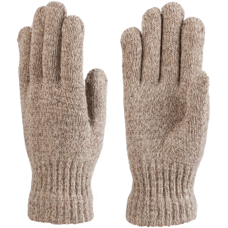 Gants Ragg Wool Farine d