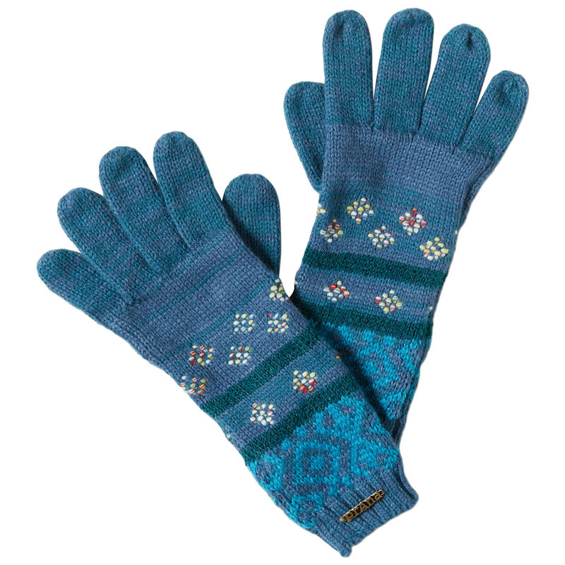 Laurena Gloves Deep Teal
