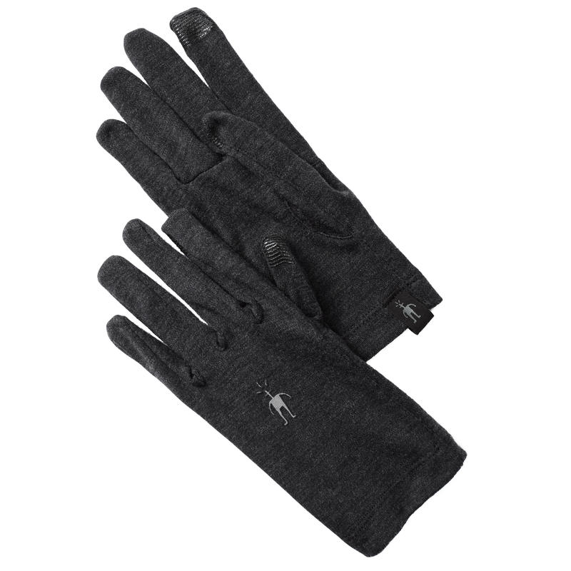 Mid 250 Merino Gloves Charcoal Heather