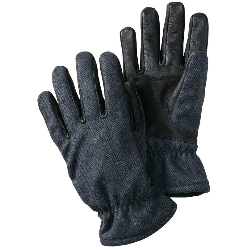Stagecoach Gloves Charcoal Heather