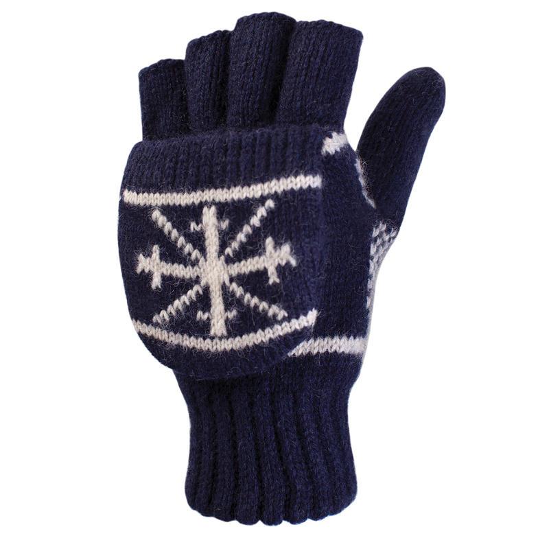 Snowflake Fliptop Navy/White
