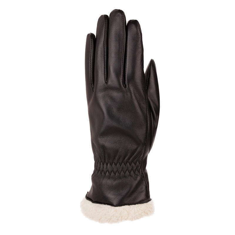 Gants Leather 2 Noir
