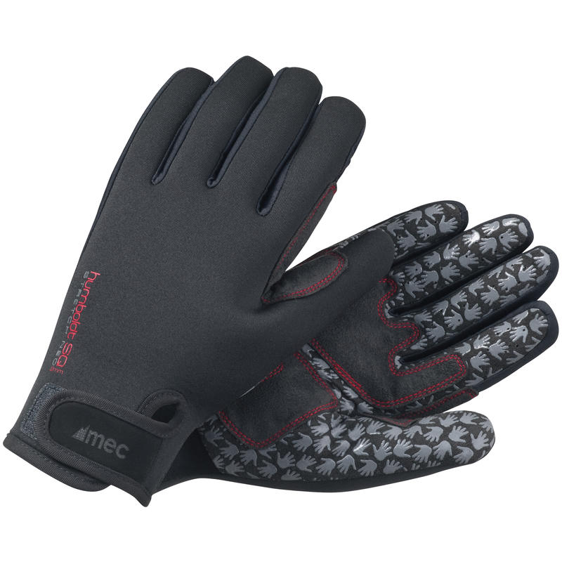 Humboldt SQ 2mm Gloves Black