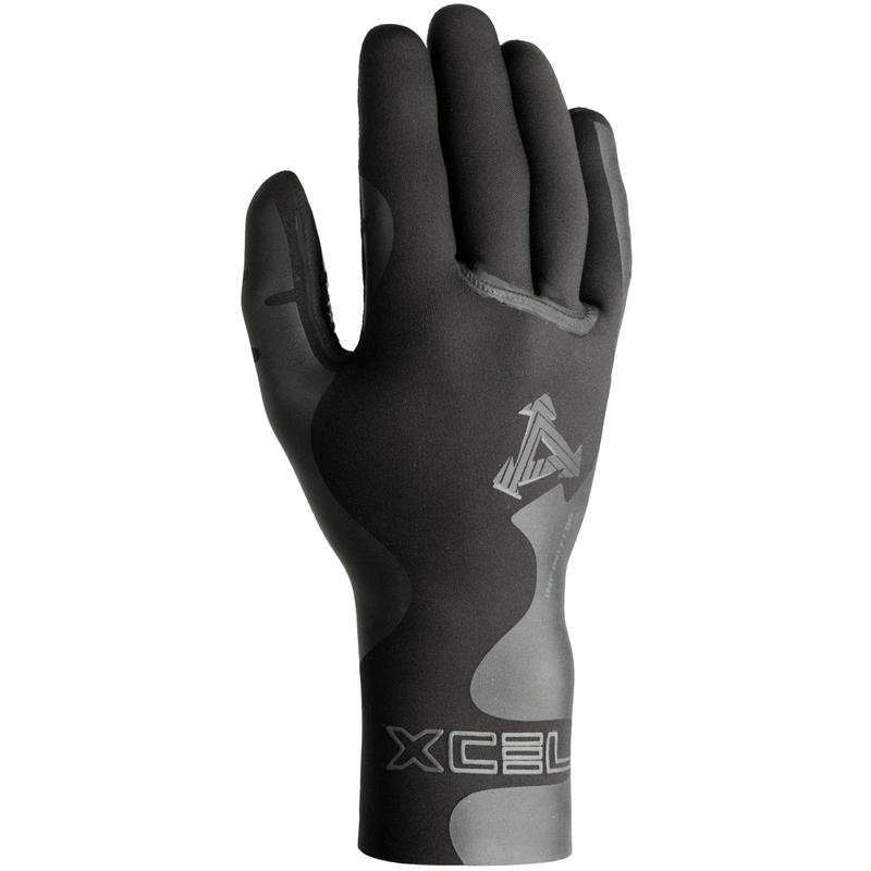 Infiniti 3mm Glove Black