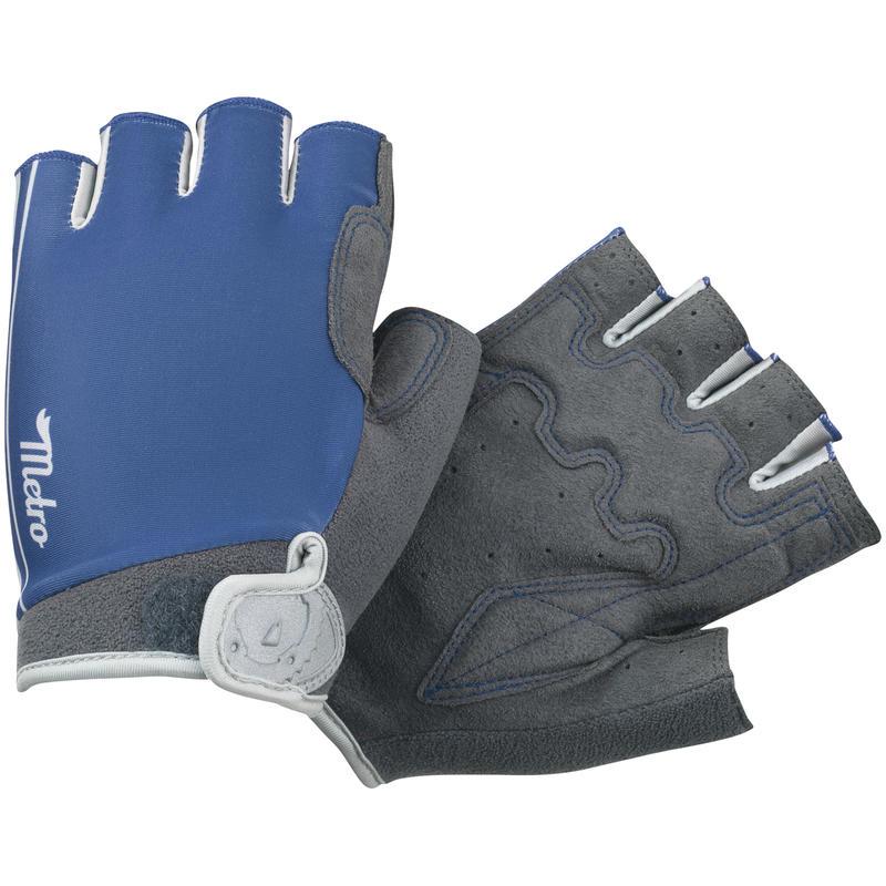 Metro Cycling Gloves Stellar Blue