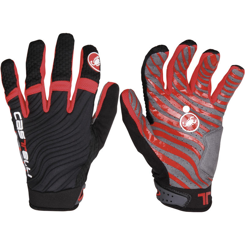 CW 6.0 Cross Gloves Black