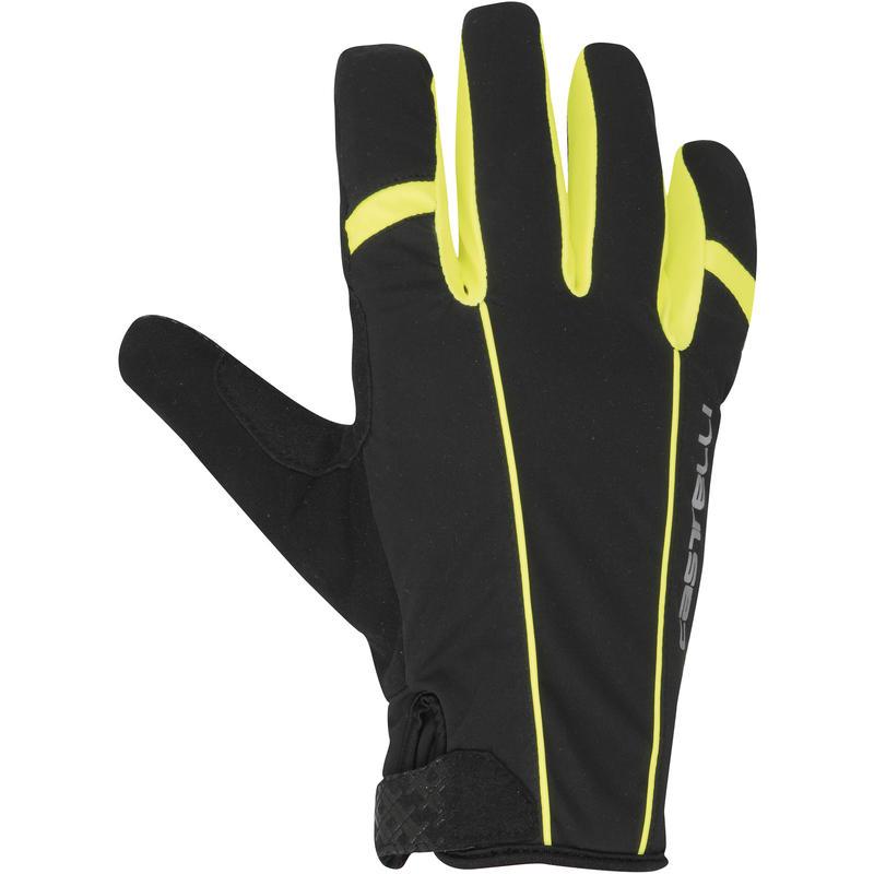 Gants CW 3.1 Noir/Fluorescent jaune