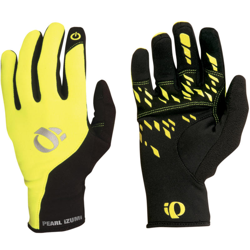 Gants Thermal Conductive Jaune criard