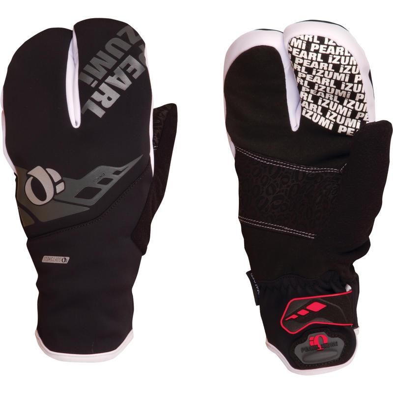 Gants 3 doigts PRO Softshell Noir