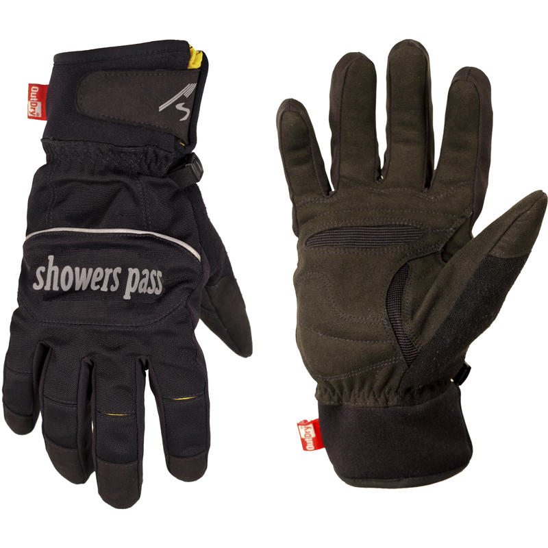 Crosspoint Gloves Black