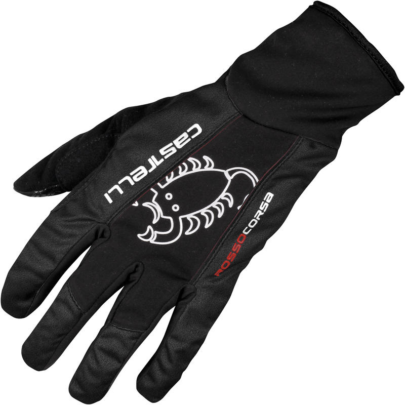 Leggenda Gloves Black