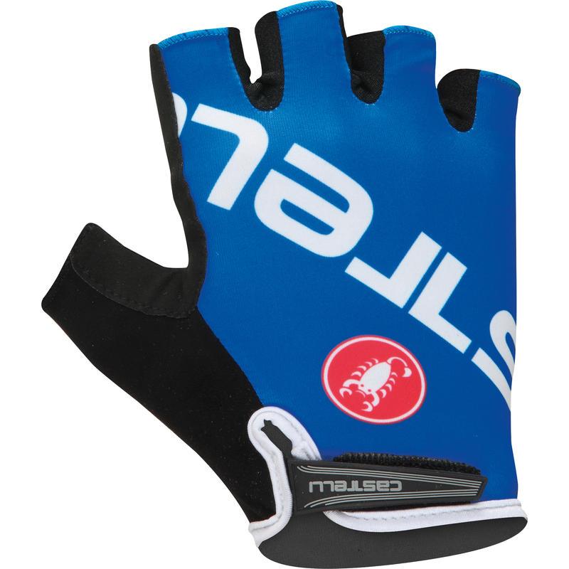 Tempo V Gloves Surf Blue/White