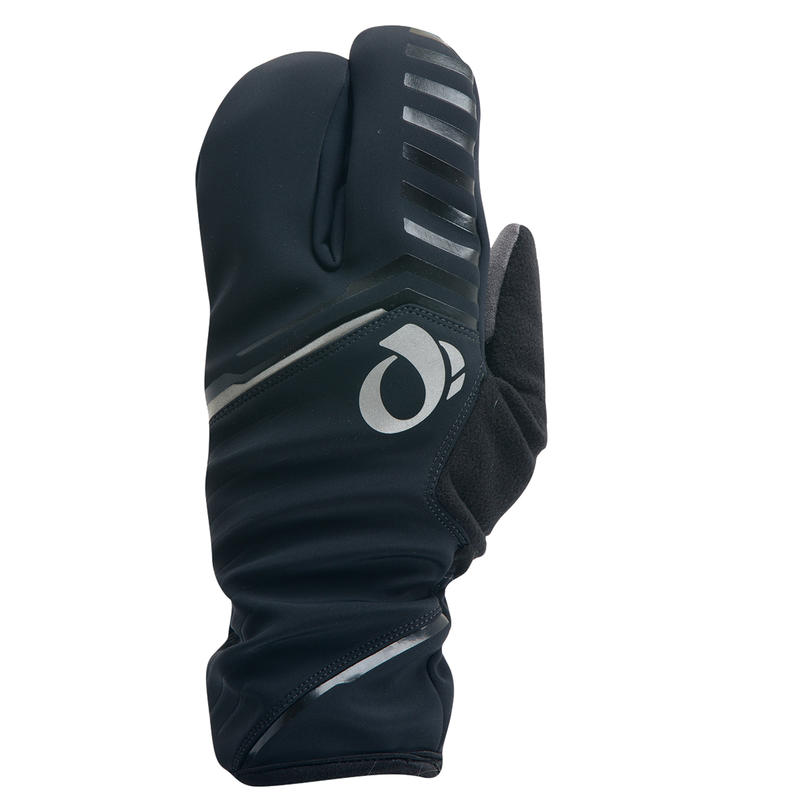 P.R.O. AmFIB Lobster Gloves Black