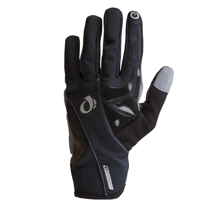 Cyclone Gel Gloves Black