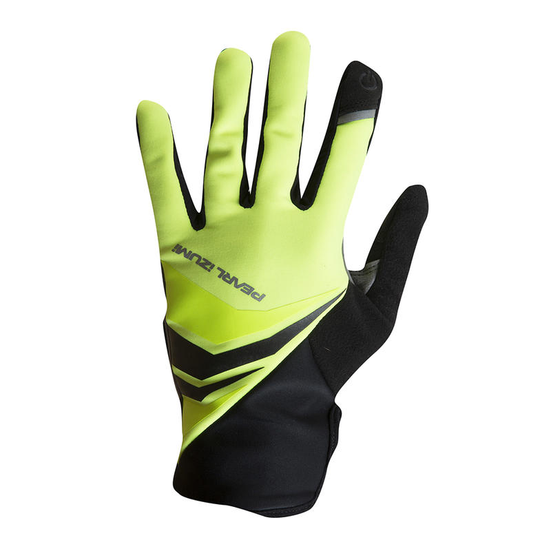 Cyclone Gel Gloves Screaming Yellow