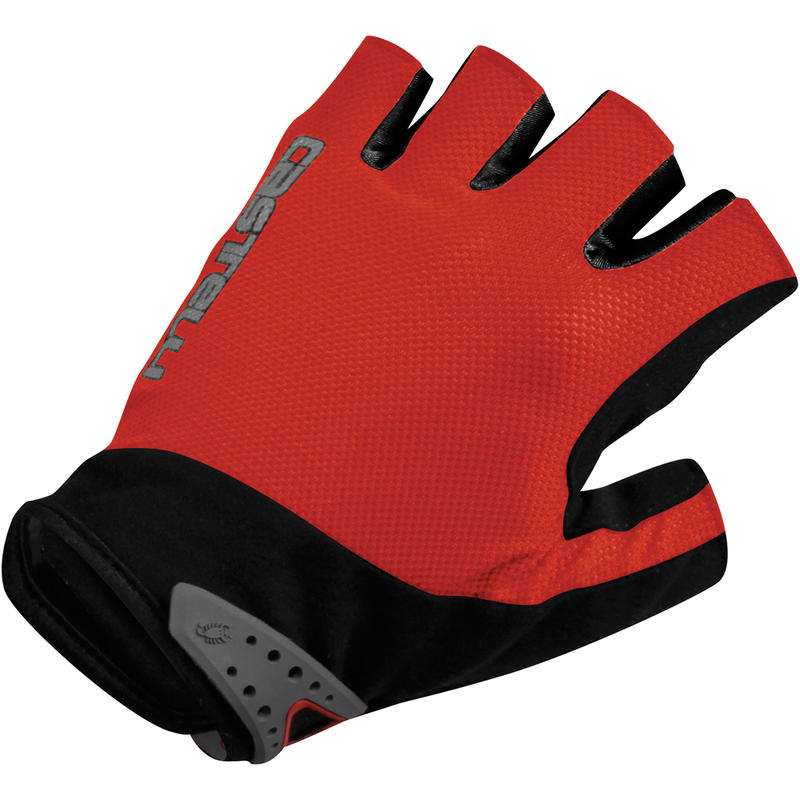 S. Uno Gloves Black/Red