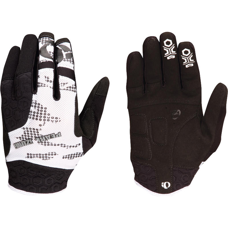 Launch Gloves White