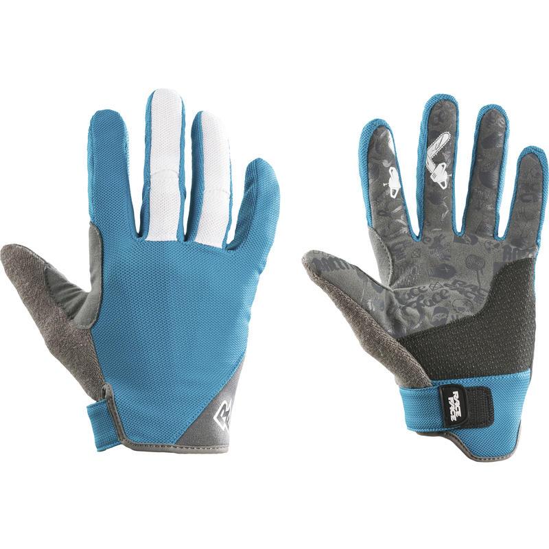 Trigger Gloves Turquoise