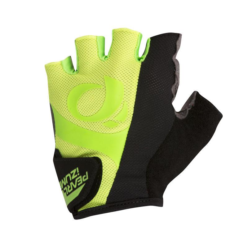 Select Cycling Glove Screaming Yellow/Screaming Green