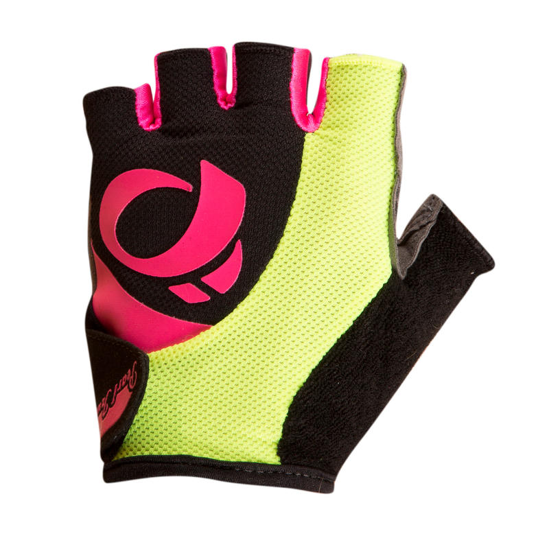 Select Gloves Black/Screaming Pink