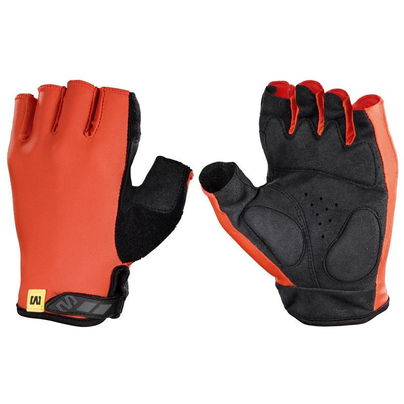 Espoir Gloves Bright Red