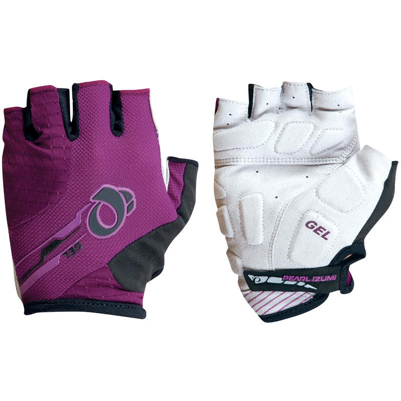Elite Gel Cycling Glove Dark Purple
