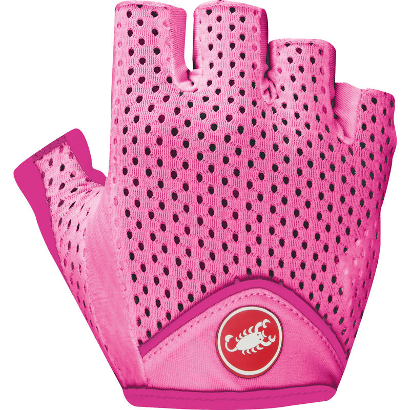 Tesoro W Gloves Pink Fluo/Raspberry