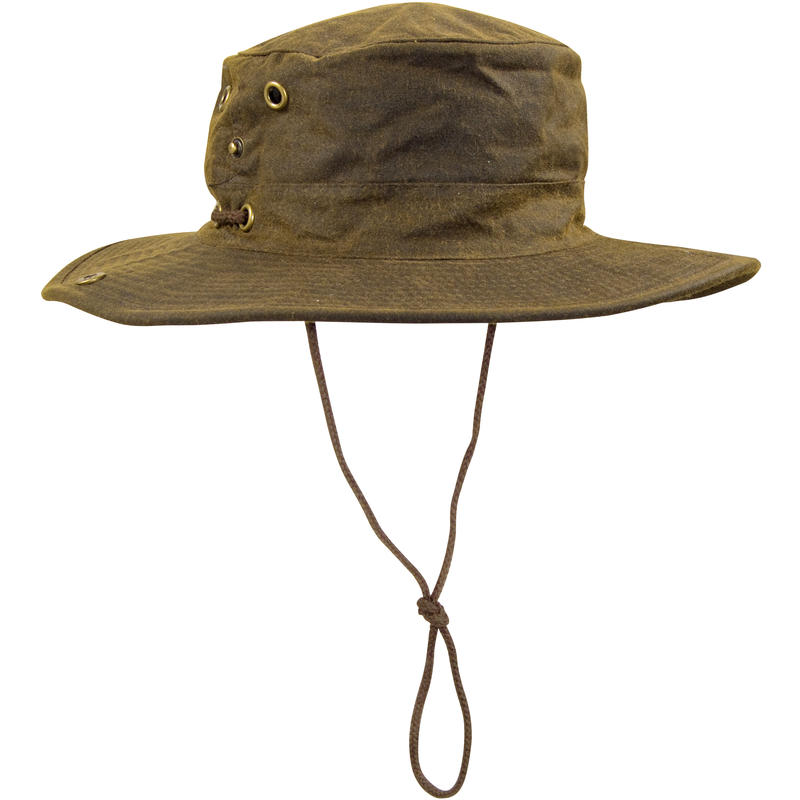 Oilskin Field Hat Bronze