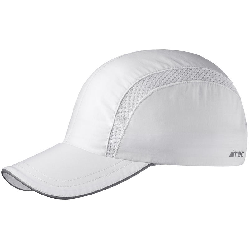 Run Cap White