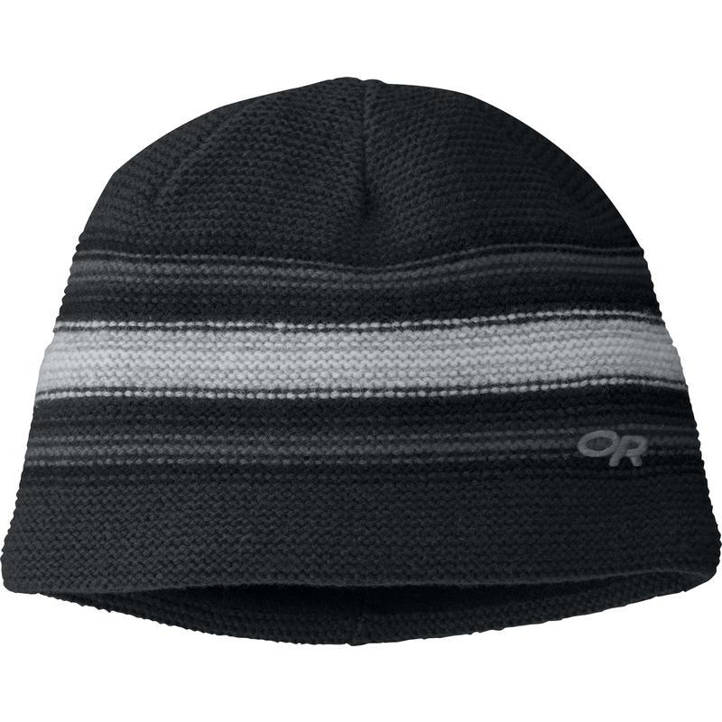 Spitsbergen Hat Black/Charcoal