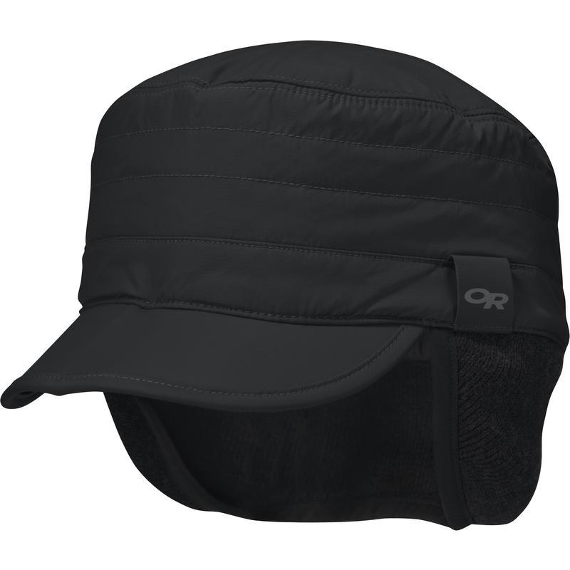 Inversion Radar Cap Black
