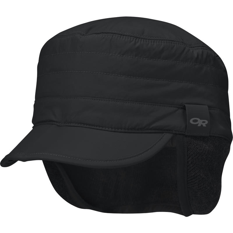 Casquette Inversion Radar Noir