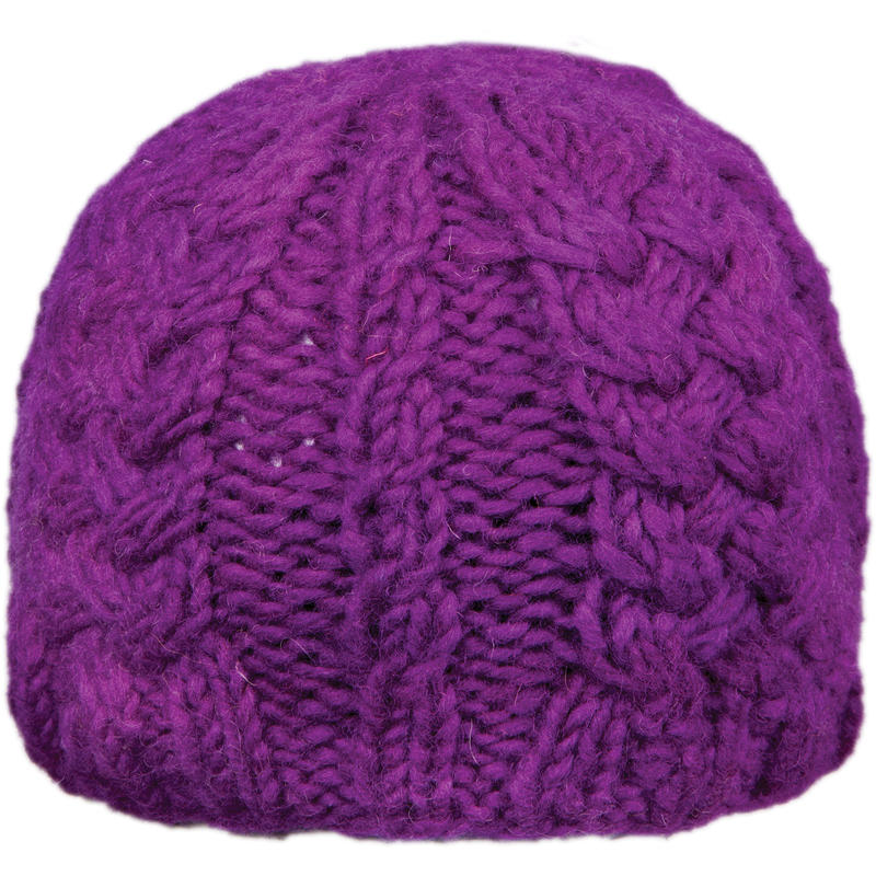 Knox Beanie Grape