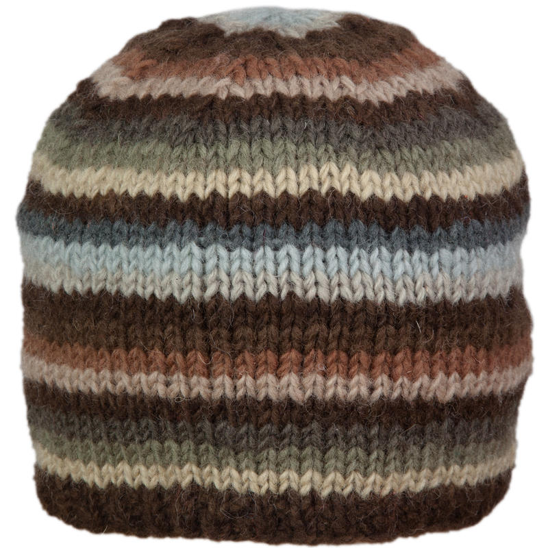 Ombre Beanie Chocolate